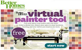 Better Homes Paint Visualizer