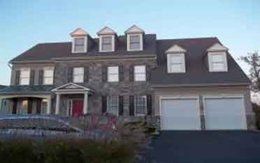 Exterior House Painting Leesburg Virginia