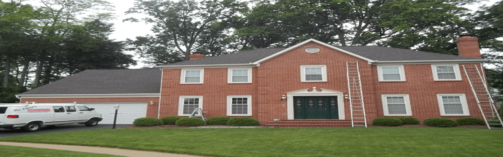 Fairfax Exterior Painting Project