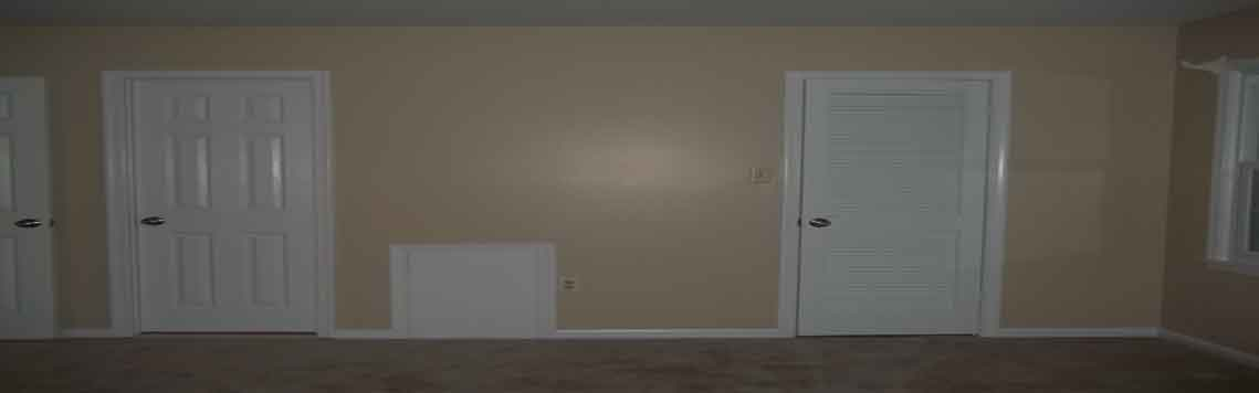 Interior Single Family Painting Lorton VA