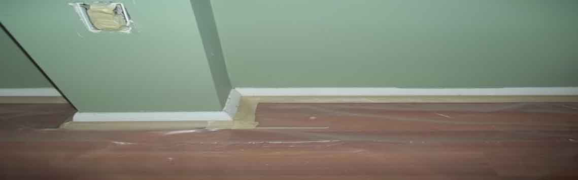 Complete Floor Seal Protection for Painting