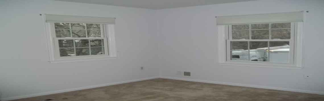 Interior Single Family Painting Vienna VA Before Picture